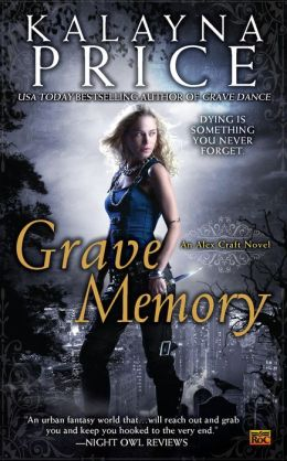 Grave Memory (Alex Craft Series #3)