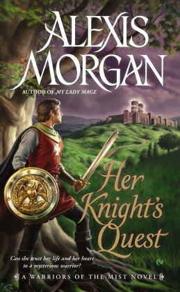 Her Knight's Quest (Warriors of the Mist Series #2)