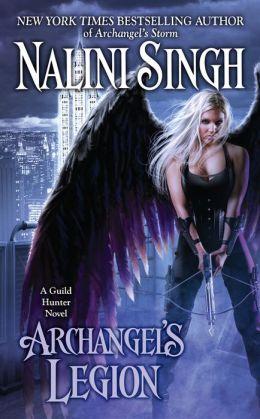 Archangel's Legion (Guild Hunter Series #6)
