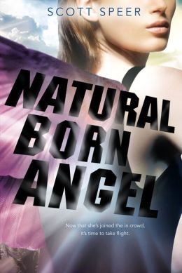 Natural Born Angel: An Immortal City Novel