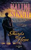 Book Cover Image. Title: Shards of Hope (Psy-Changeling Series #14), Author: Nalini Singh