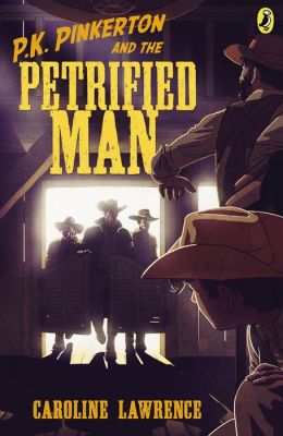 P.K. Pinkerton and the Petrified Man (P.K. Pinkerton Series #2)
