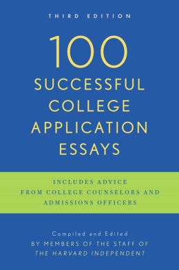 ... successful college admission essays the fas strife presented in that