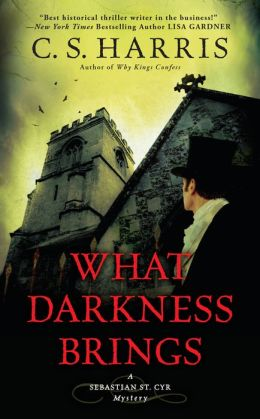 What Darkness Brings (Sebastian St. Cyr Series #8)