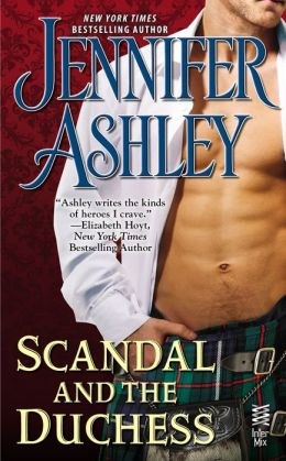 Scandal and the Duchess (Highland Pleasures Series #6.5)