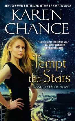 Tempt the Stars (Cassie Palmer Series #6)