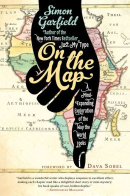On the Map: A Mind-Expanding Exploration of the Way the World Looks (PagePerfect NOOK Book)