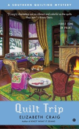 Quilt Trip (Southern Quilting Mystery Series #3)