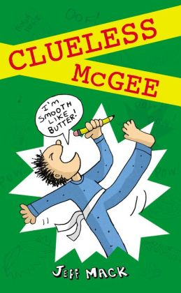 Clueless McGee (PagePerfect NOOK Book)