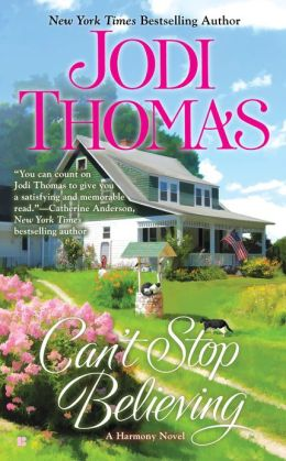 Can't Stop Believing (Harmony Series #6)