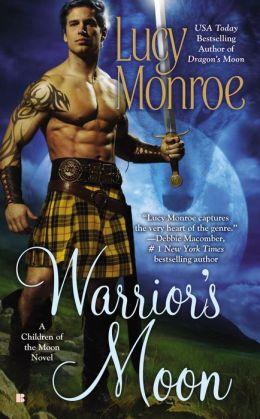 Warrior's Moon (Children of the Moon Series #5)