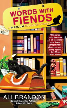 Words with Fiends (Black Cat Bookshop Series #3)