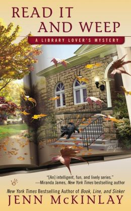 Read It and Weep (Library Lover's Mystery Series #4)
