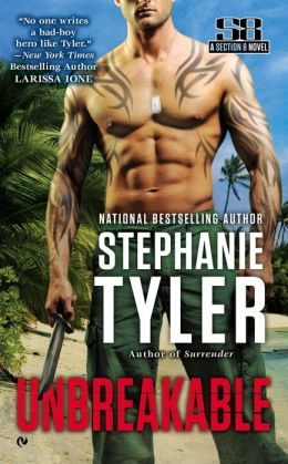 Unbreakable (Section Eight Series #2)
