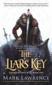 Book Cover Image. Title: The Liar's Key, Author: Mark Lawrence