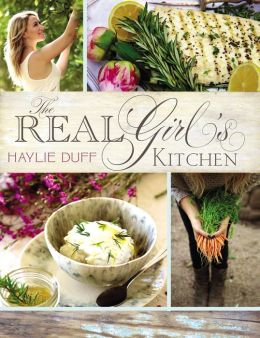 The Real Girl's Kitchen (PagePerfect NOOK Book)