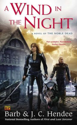 A Wind in the Night (Noble Dead Series #12)