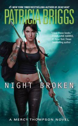 Night Broken (Mercy Thompson Series #8)