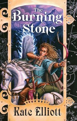 The Burning Stone (Crown of Stars #3)