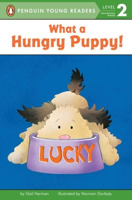 What a Hungry Puppy!