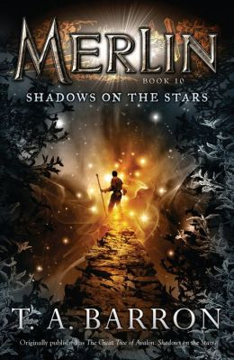 Shadows on the Stars (Merlin Saga Series #10)