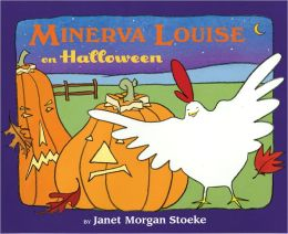 Minerva Louise on Halloween