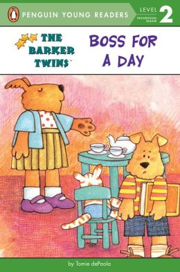 Boss for a Day (Barkers Series)