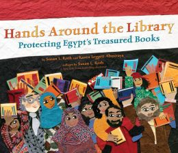 Hands Around the Library: Protecting Egypt's Treasured Books