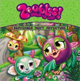 Scavenger Hunt Adventure (Zoobles! Series)