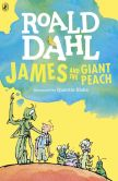 Book Cover Image. Title: James and the Giant Peach, Author: Roald Dahl