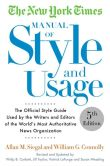 Book Cover Image. Title: The New York Times Manual of Style and Usage, 5th Edition:  The Official Style Guide Used by the Writers and Editors of the World's Most Authoritative News Organization, Author: Allan M. Siegal