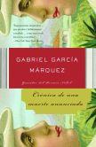 Book Cover Image. Title: Cr�nica de una muerte anunciada, Author: Gabriel Garcia Marquez