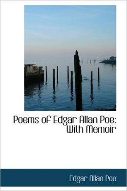 Poems Of Edgar Allan Poe