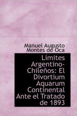 Limites Argentino-Chilenos