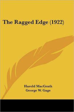 The Ragged Edge (1922)