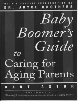 Baby Boomer's Guide to Caring for Aging Parents