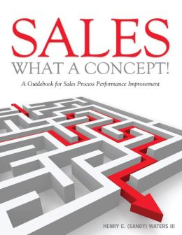 Sales, What a Concept!: A Guidebook for Sales Process Performance Improvement
