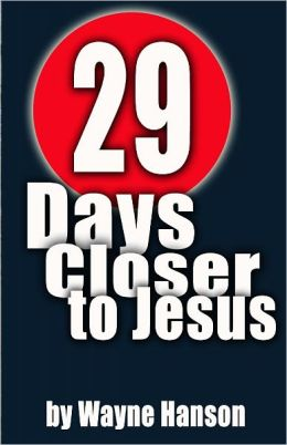 29 Days Closer to Jesus