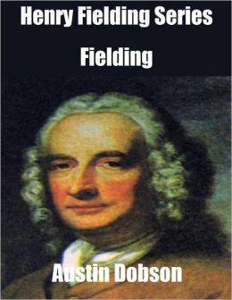 Henry Fielding Series: Fielding