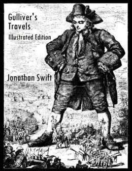 Gulliver's Travels: Illustrated Edition