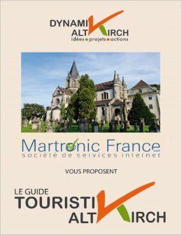 Guide touristique et commercial d'Altkirch
