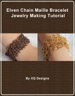 Elven Chain Maille Bracelet Jewelry Making Tutorial