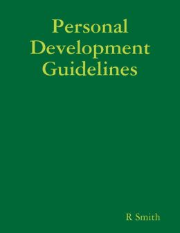 Personal Development Guidelines