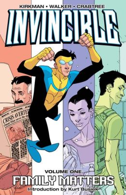 Invincible, Volume 1: Family Matters (NOOK Comics with Zoom View)