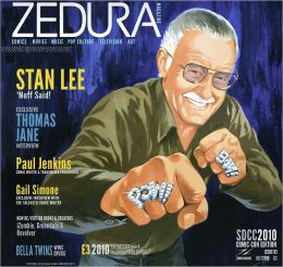 Zedura Magazine Q3 2010 (NOOK Comics with Zoom View)