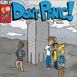 Don't Panic! #2 (NOOK Comics with Zoom View)