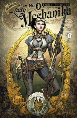 Lady Mechanika #0 (NOOK Comics with Zoom View)