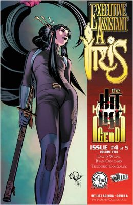 Executive Assistant Iris V2 #4 (NOOK Comics with Zoom View)
