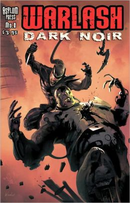 Warlash: Dark Noir #1 (NOOK Comics with Zoom View)