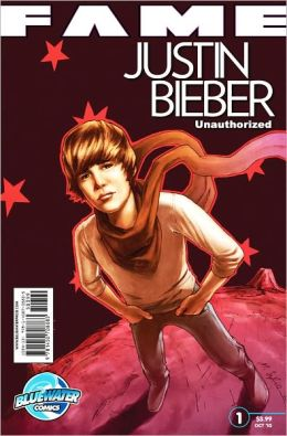 FAME: Justin Bieber Unauthorized Biography (NOOK Comics with Zoom View)